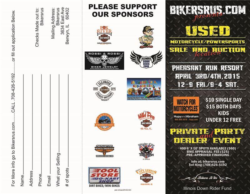 Bikersrus.com Used Motorcycle Sale